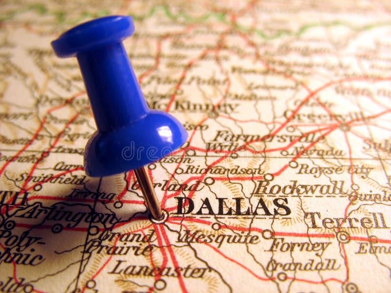 Dallas, il Texas immagini stock