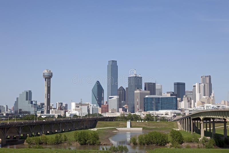 Dallas, le Texas photo stock