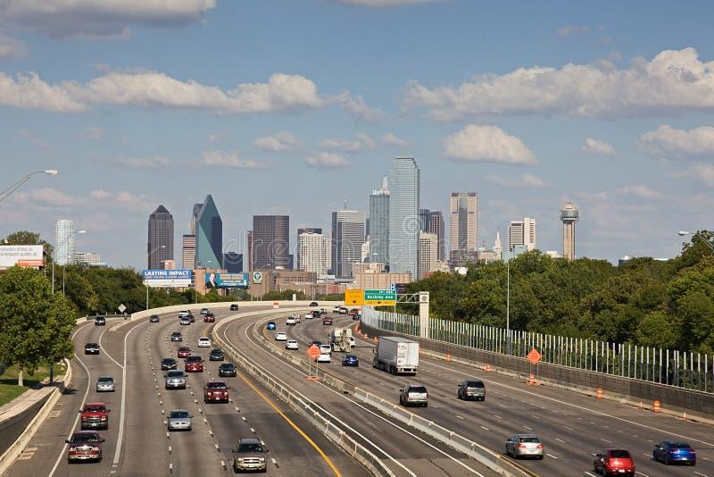 Dallas, le Texas photos libres de droits