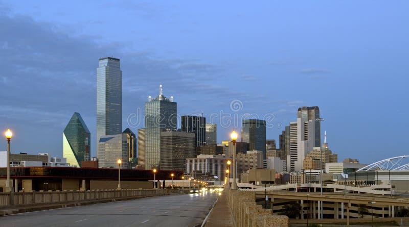 Dallas le Texas photographie stock libre de droits