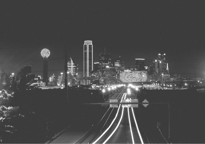 Dallas Skyline imagen de archivo