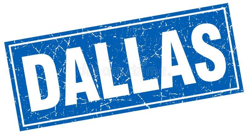 Dallas-Stempel vektor abbildung