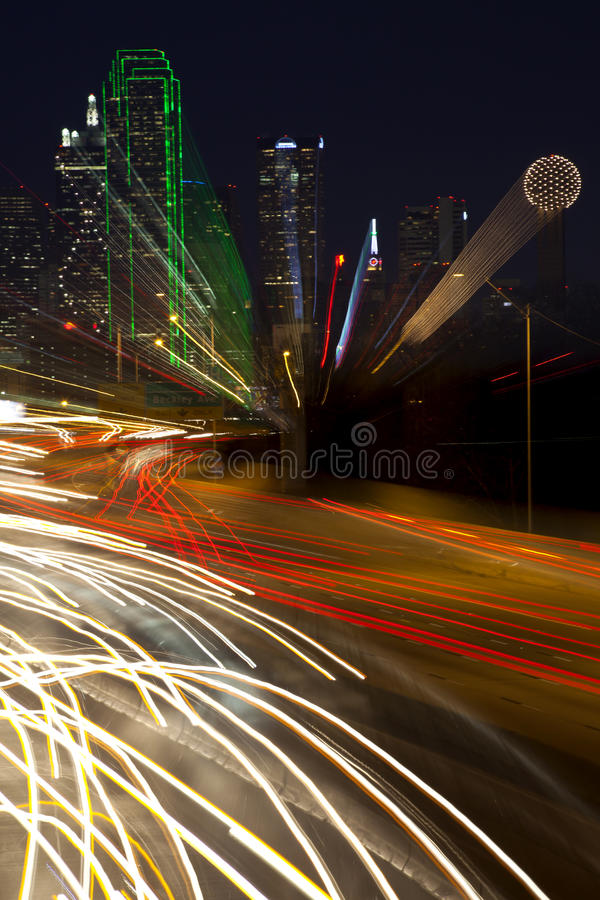 Download Dallas Texas (abstract) stock image. Image of commerce - 15558199