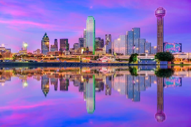 Dallas Texas de V.S. royalty-vrije stock afbeelding