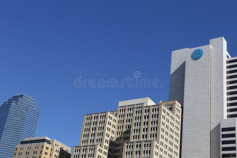 Dallas Travel lizenzfreies stockfoto