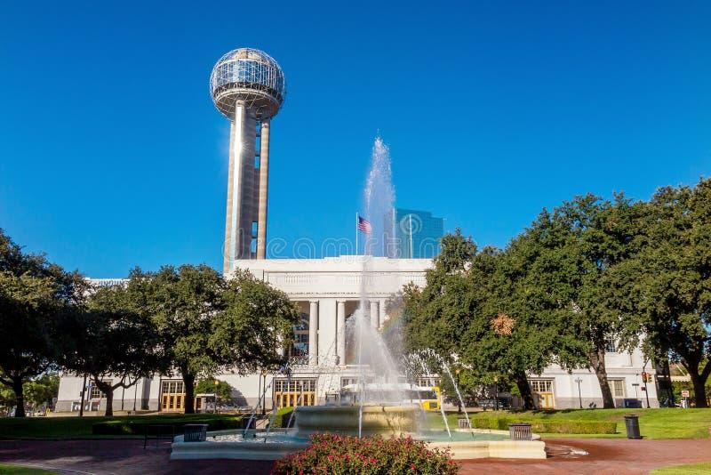 Dallas zjednoczenia stacja, także znać jako Dallas zjednoczenia Terminal zdjęcie stock