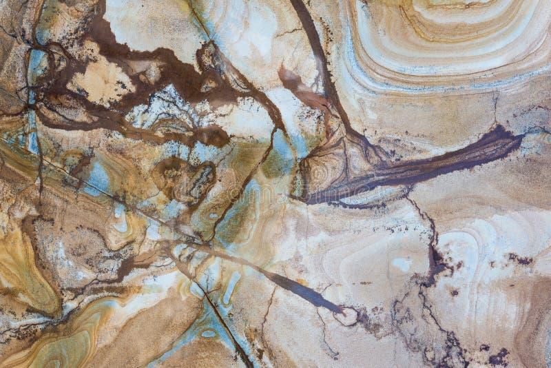 Dalle de granit - plan rapproché image stock