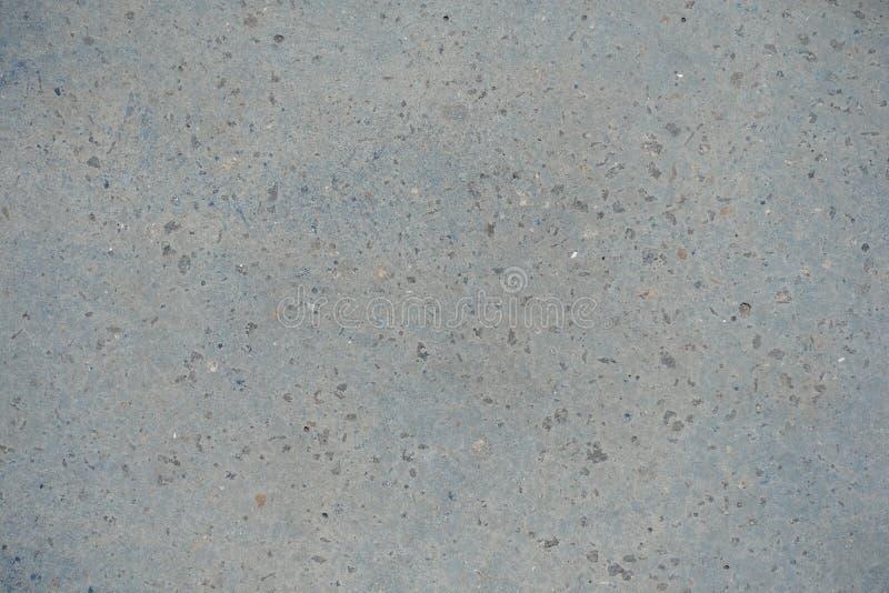 Dalle en béton grise bleu-clair d'en haut image libre de droits