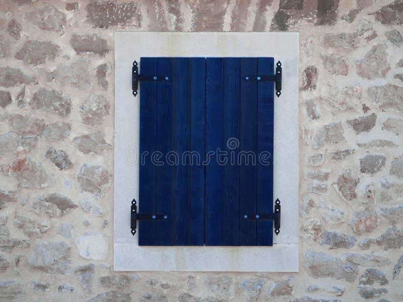 Dalmatian window royalty free stock photos