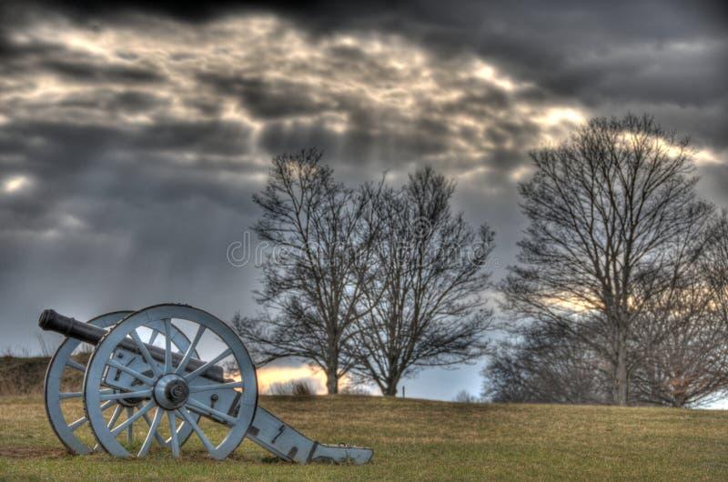 Dalsmedjanationalpark, PA arkivbilder