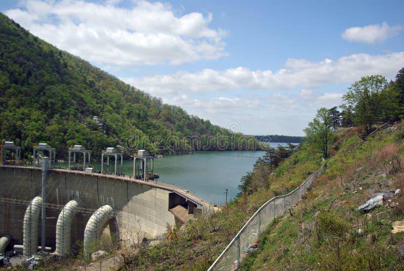 Dam stock fotografie