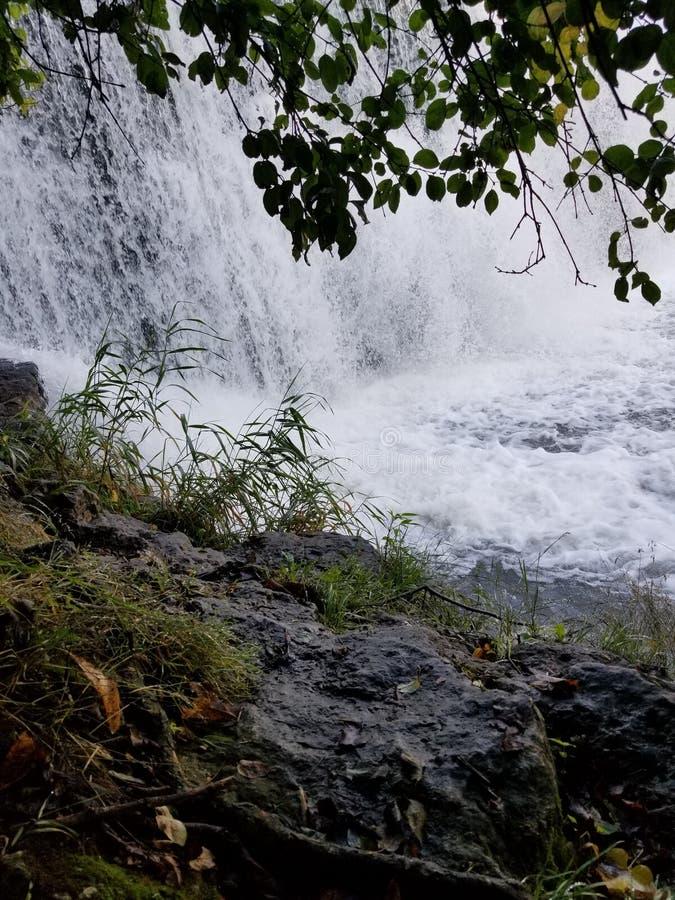dam in lanesburo royalty free stock image