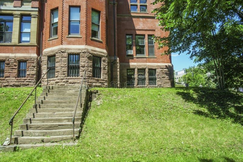 Dam Meredith House royaltyfri bild