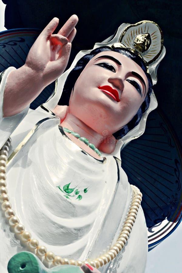 Dama Buddha zdjęcie stock