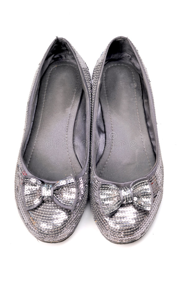 dama buty obrazy stock