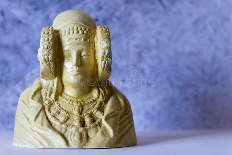 Dama Elche obraz royalty free
