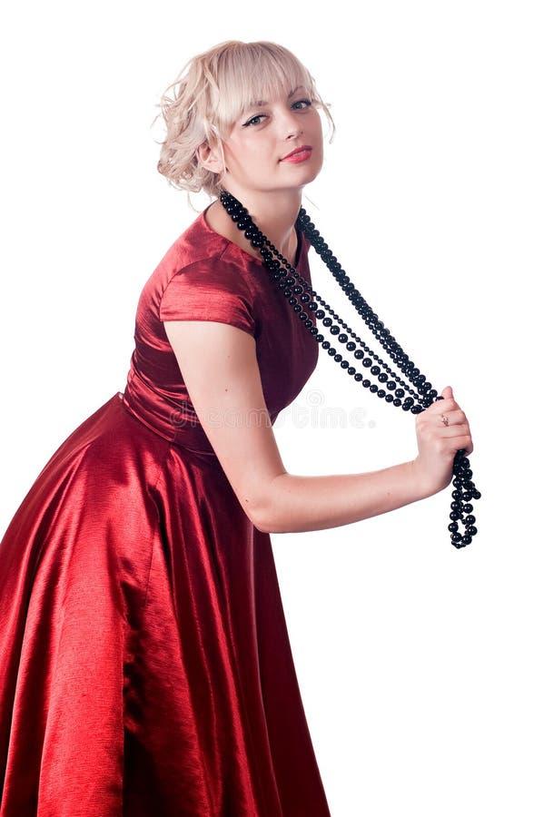 Dama W rewolucjonistce zdjęcie royalty free