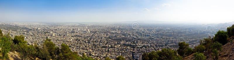 damascus syria arkivbilder