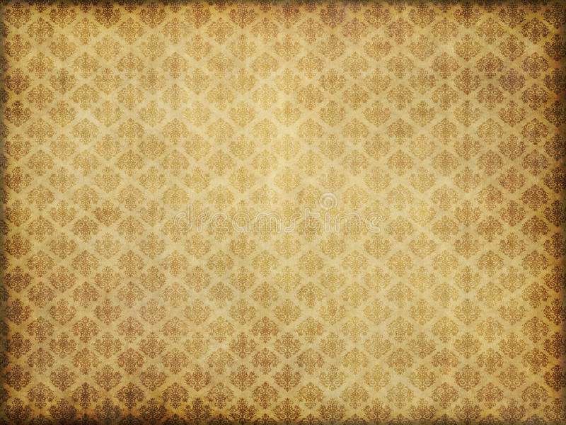 damask εκλεκτής ποιότητας ταπετσαρία ελεύθερη απεικόνιση δικαιώματος