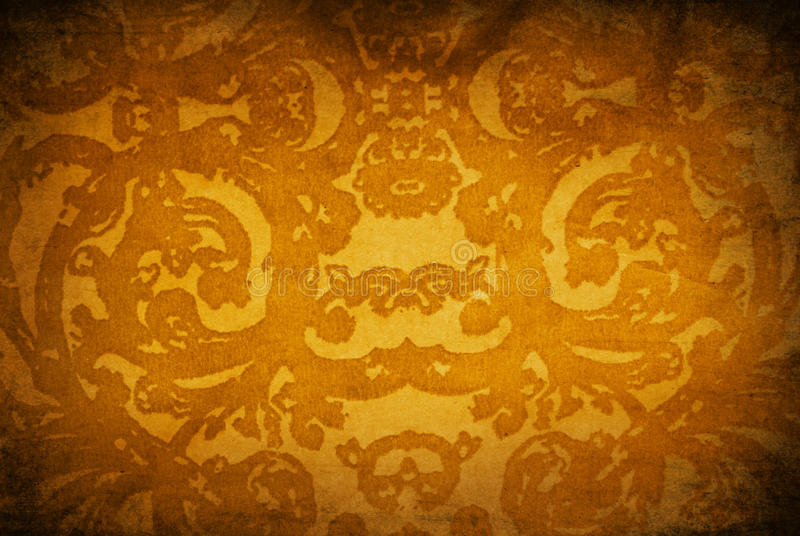 Damask paper royalty free stock photos