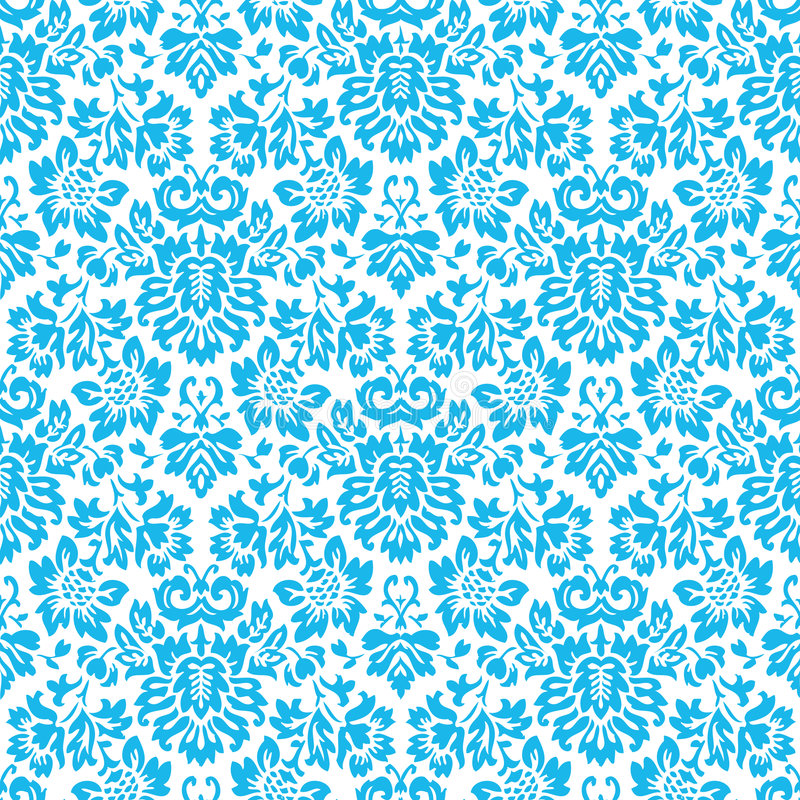 Download Damask Pattern Royalty Free Stock Photography - Image: 5080197