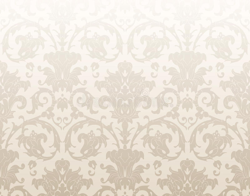 Download Damask Traditional Wallpaper Stock Vector - Image: 40003272