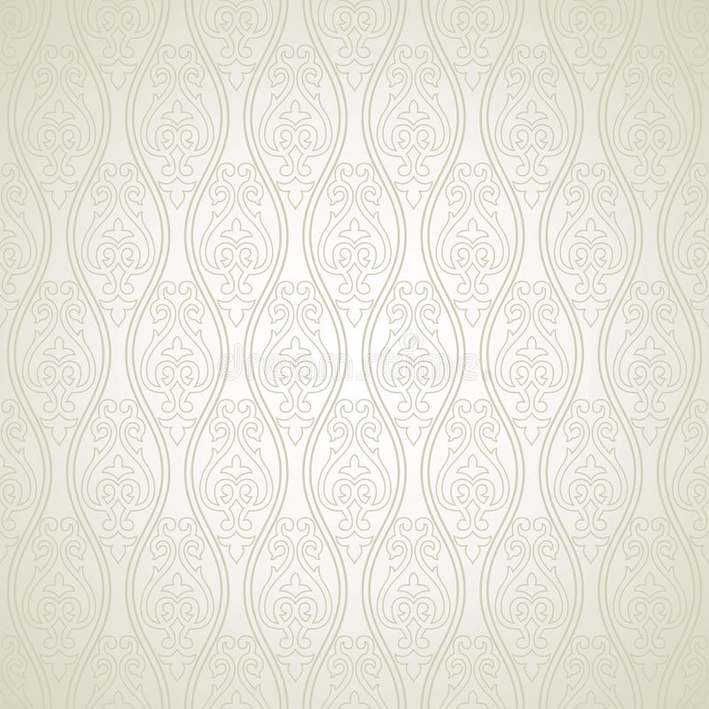 Damask Vector Pattern Stock Vector