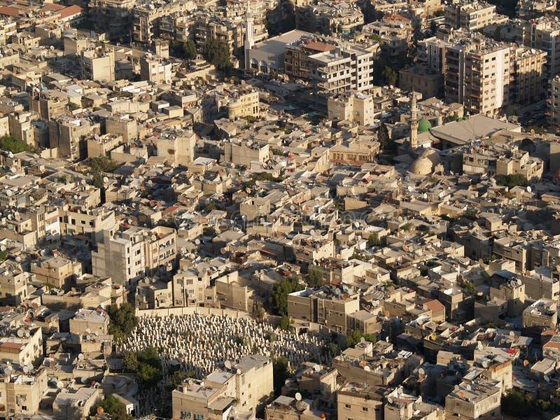 Damaskus stockbild