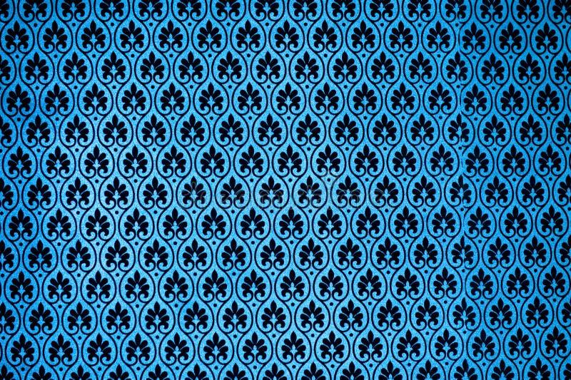 damastast seamless wallpaper royaltyfri fotografi