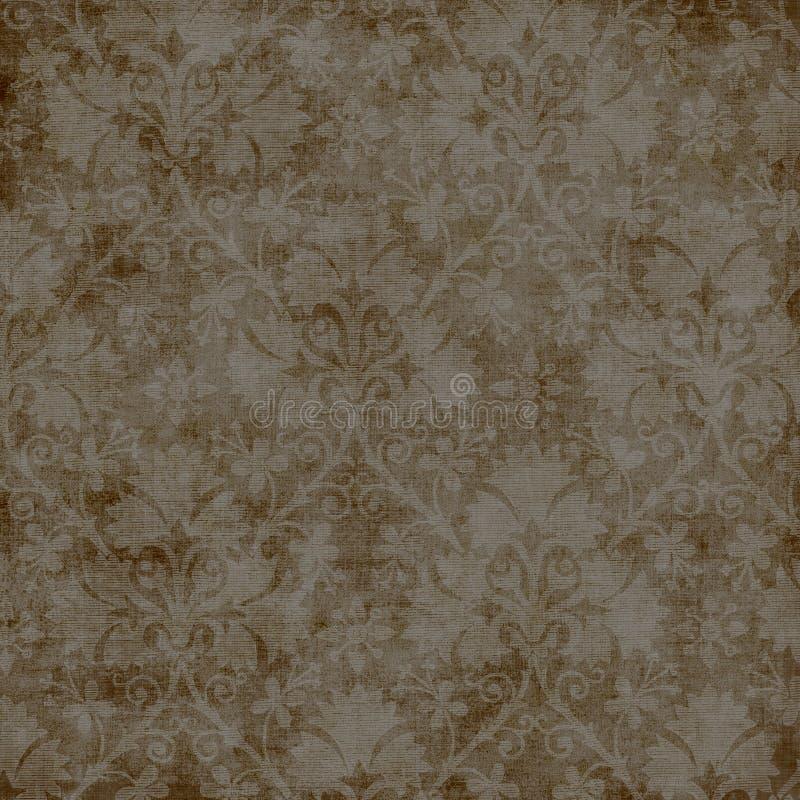 damastast wallpaper stock illustrationer