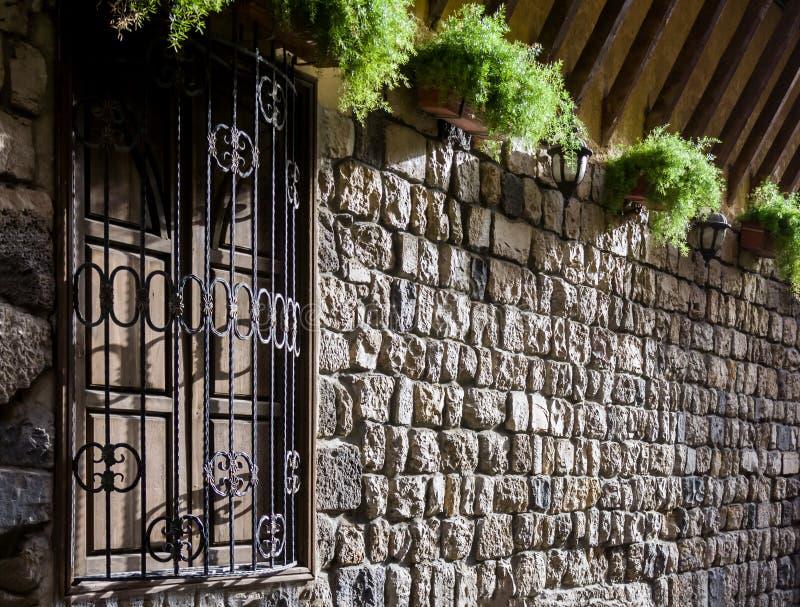 Damaszek Antyczny miasto obraz royalty free