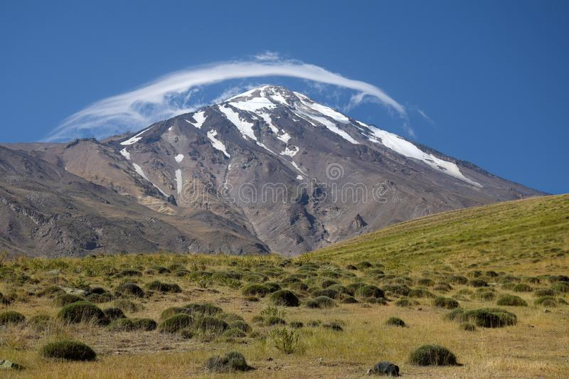 Damavand foto de stock