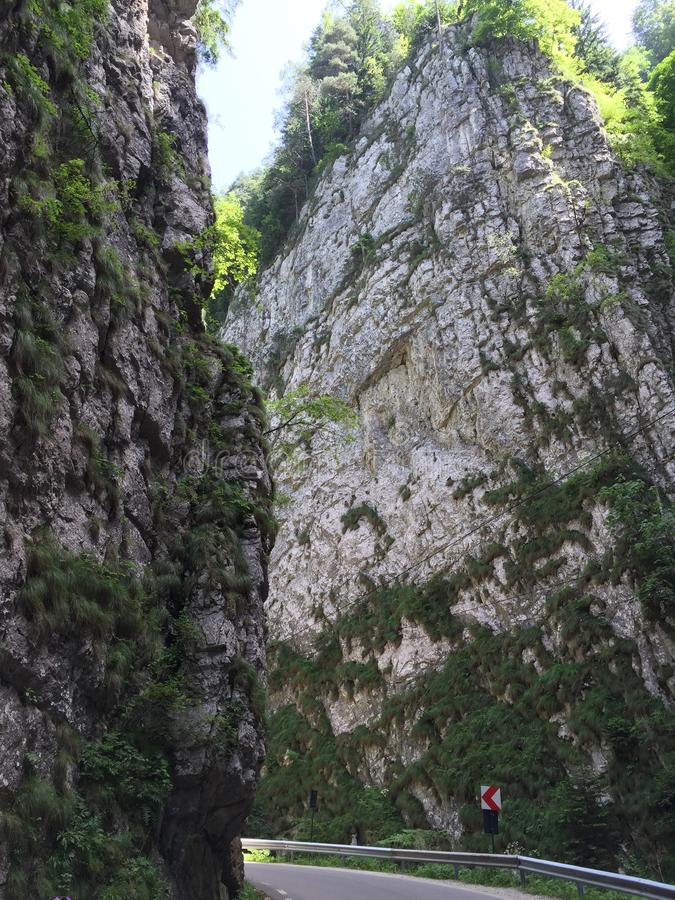 Dambovicioara, Romania immagine stock libera da diritti