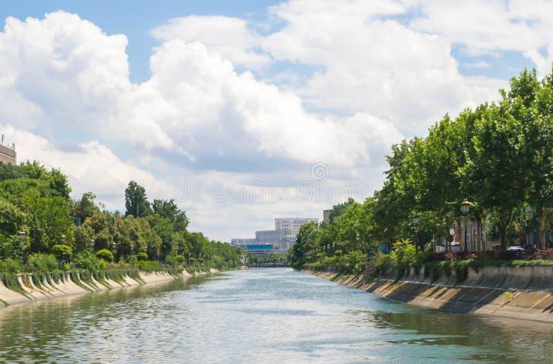 Dambovita rzeka obrazy royalty free