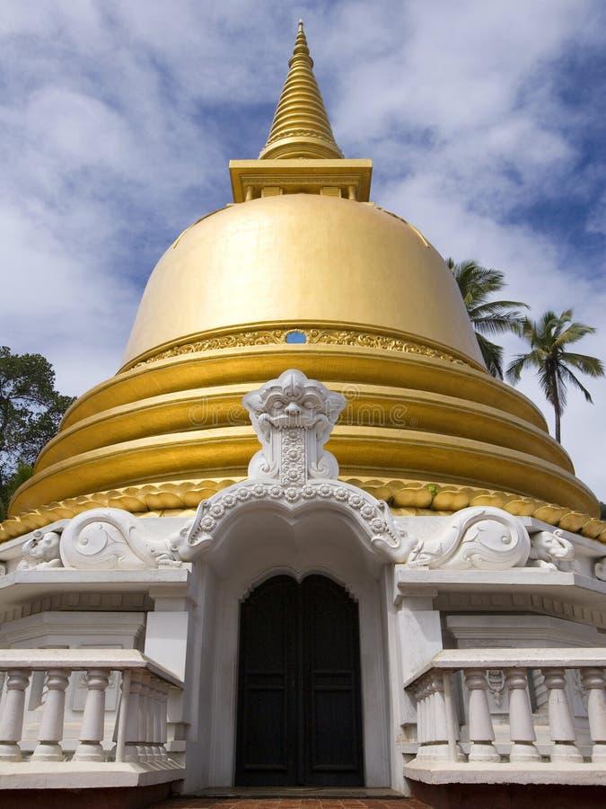 Dambulla - la Sri Lanka fotografia stock libera da diritti