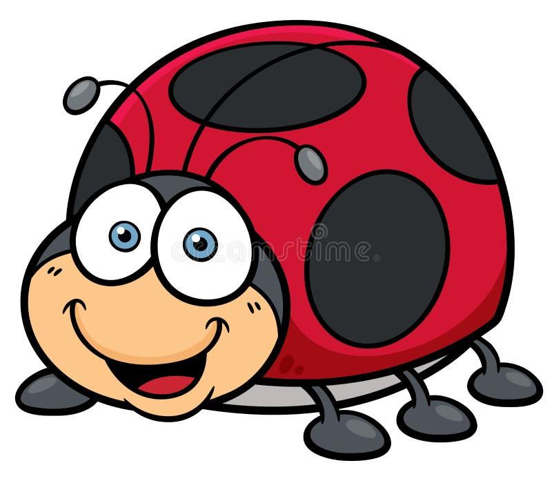 Dame Bug vektor abbildung