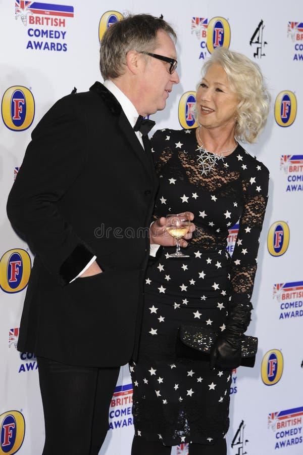 Download Dame Helen Mirren, Vic Reeves Editorial Image - Image: 22612795