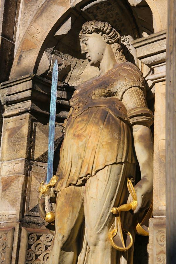 Download Dame Justice stock afbeelding. Afbeelding bestaande uit historisch - 39110405