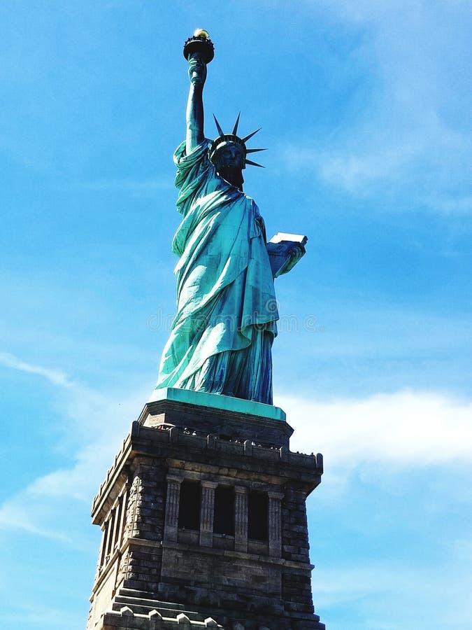 Dame Liberty stock foto