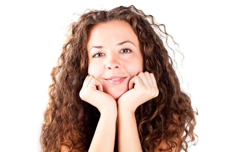 Download Dame Mit Einem Schönen Haar Stockbild - Bild von rotationen, mädchen: 26362191