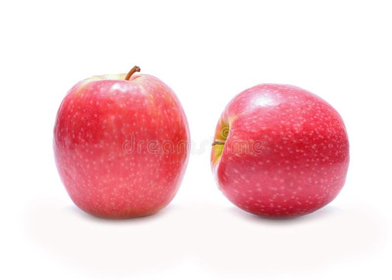 Dame rose d'Apple images libres de droits