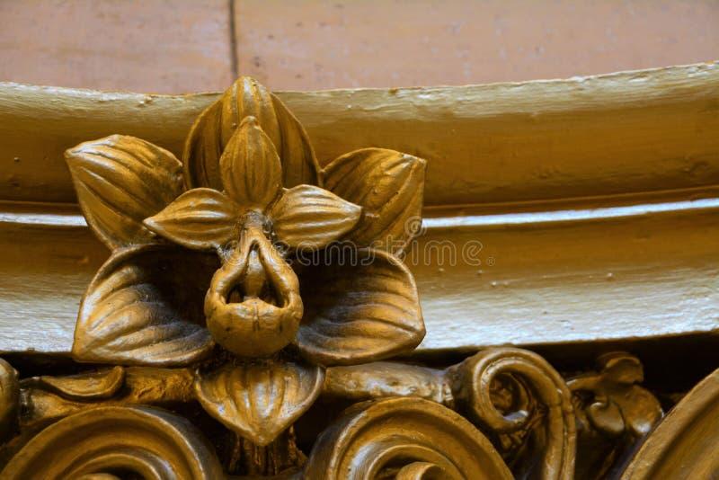 Dame Slipper Decor royalty-vrije stock fotografie
