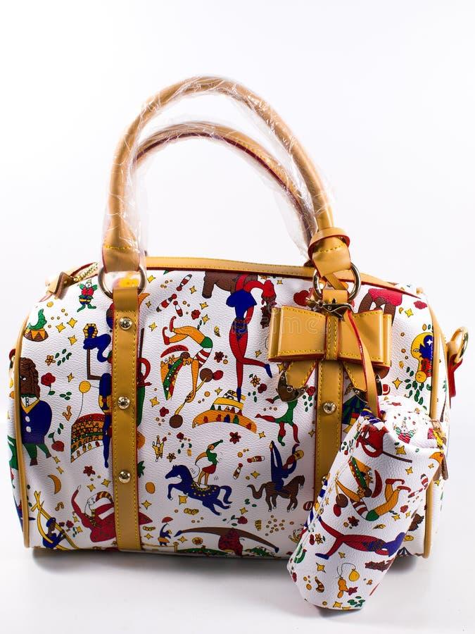 Damenhandtasche lizenzfreies stockfoto