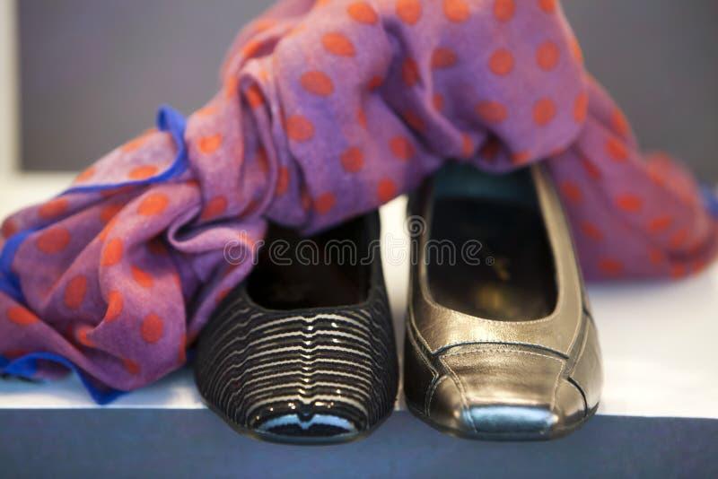 Damenschuhe lizenzfreies stockfoto
