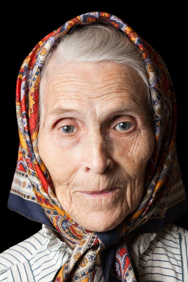 Dames âgées image libre de droits