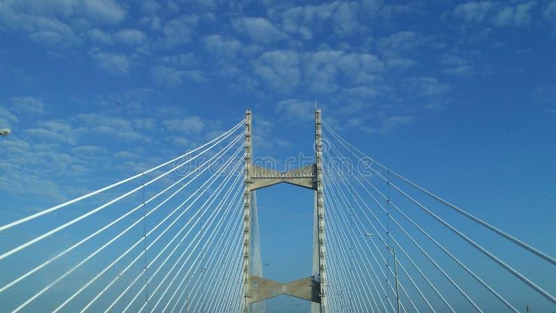 Dames Point Bridge images stock