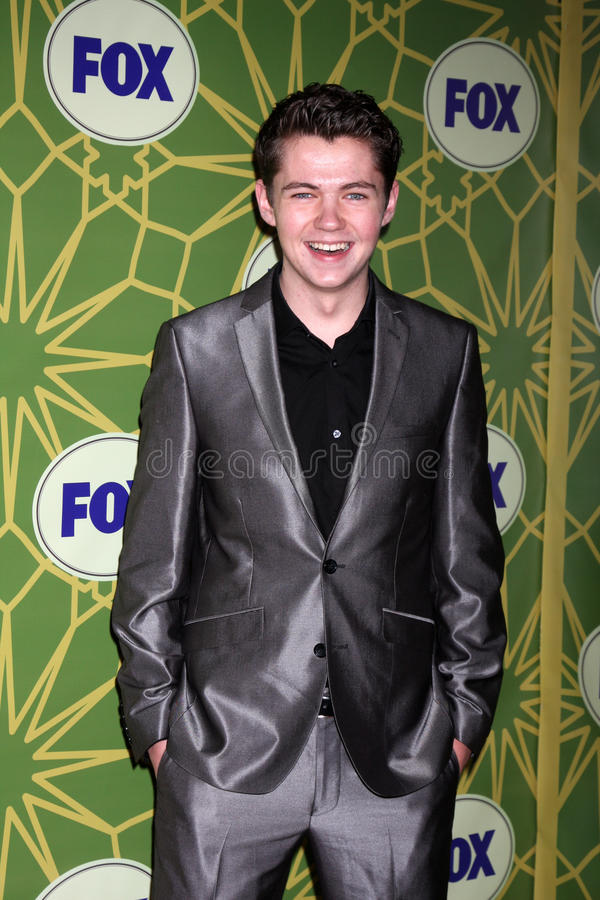 Damian McGinty stock images