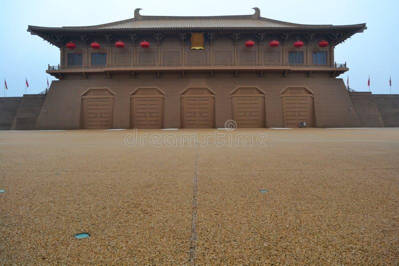 Daming Palace imagem de stock