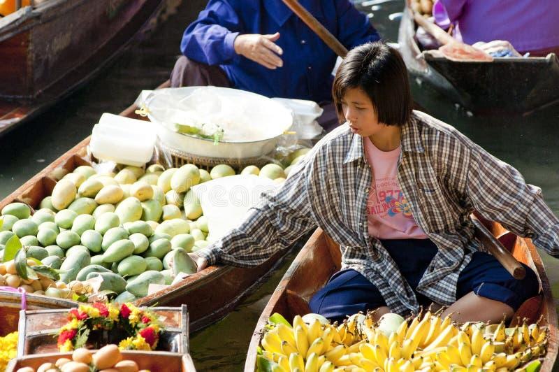 Download Damnoen Saduak Floating Market, Thailand Editorial Photography - Image: 26651262