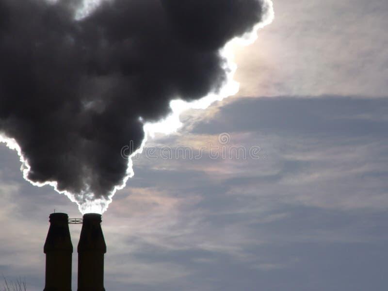 Dampf 2 stockfoto
